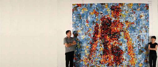 Koo Kyung Sook & Ian Harvey