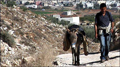 The road to Bethlehem - Aleem Maqbool
